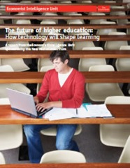 New Report - The future of higher education: How technology will shape learning