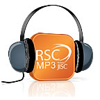 Logo for RSC-MP3