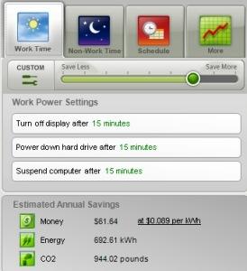 Edison: Making your PC Greener