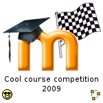 Cool Course Competition Logo