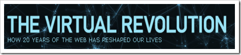 The Virtual Revolution Banner