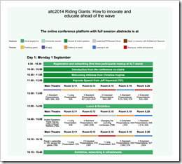 Example of pdf version from altc 2014