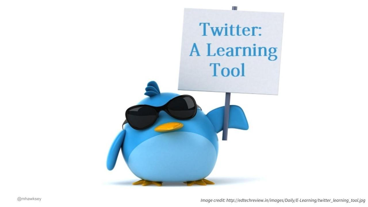 Twitter A Learning Tool